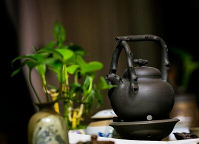 品茗佳器——当代精美茶器欣赏