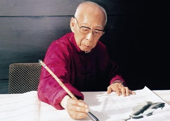 饶宗颐各体书法:一部鲜活的汉字史