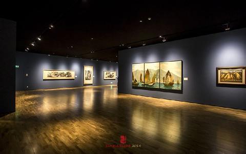龙美术馆(重庆馆)举行开馆大展