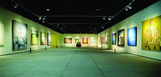 私人美术馆可以怎么做