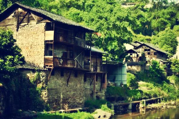 重慶古村落:放逐塵囂  回歸恬靜