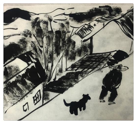 《翰墨书画——八人书画展》在艺融美术馆即将开幕