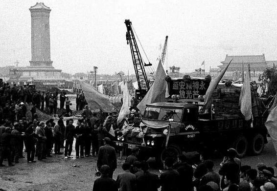 毛主席纪念堂是如何建成的