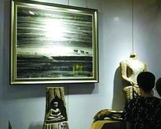佛山画廊:艰难中前行的风景线