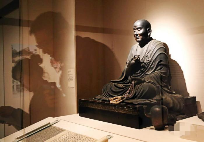 """""""日本醍醐寺""""珍宝亮相上海博物馆"""