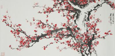近现代名家书画作品赏析 尽览中国水墨神韵