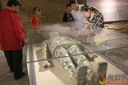 商丘博物馆探秘寻宝
