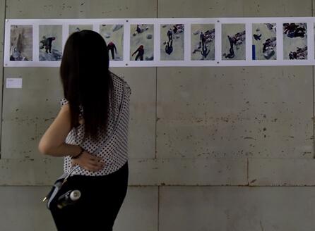 影像丝绸之路天水摄影双年展开幕