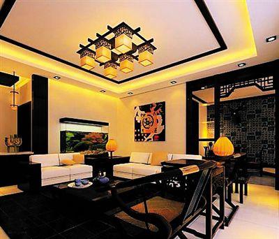 现代中式风情家装