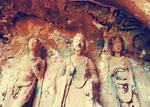 全国重点文物保护单位武山水帘洞石窟