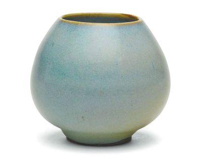 内冷外热高古瓷——从一件宋钧鸡心罐拍品说开去