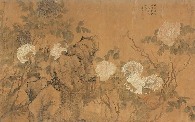 清代蒋廷锡绘画作品欣赏