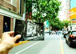 老照片与现实对接:走近中国共产党诞生地上海