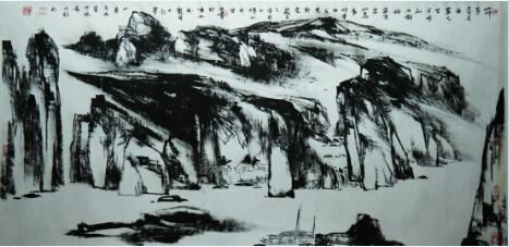 精微素描黑白素材照片
