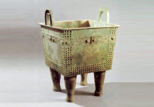 青铜时代:中国古代青铜重器——鼎(夏-商早期)