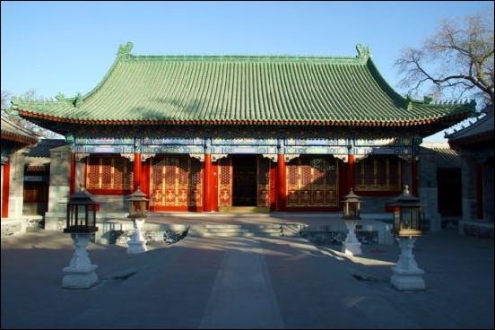 六大民居派別之北京四合院