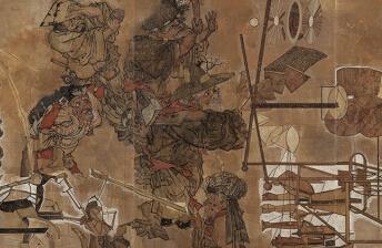 一份追求與情懷 葉劍青的半生繪畫歷程