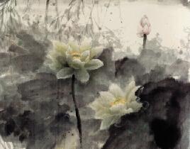 古風吹盡新氣來 ——竺慶有花鳥畫印象