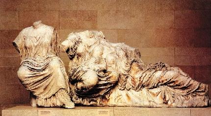 雕塑藝術中的材質美