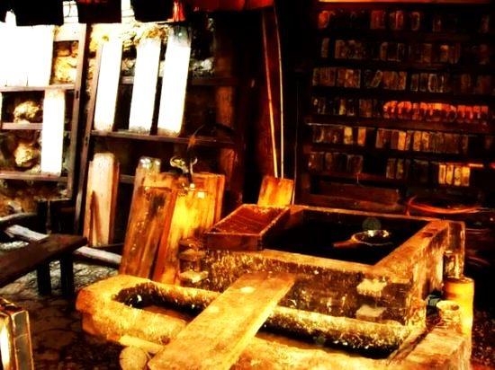 东巴纸:世界上现存最古老的纸