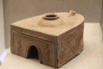 从汉代陶灶浅析中国古人的饮食文化
