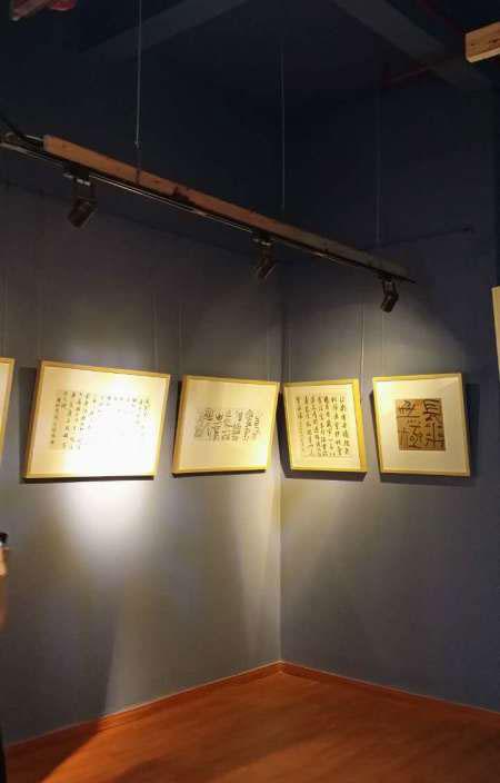 如元书院开业暨全国书画名家邀请展在上海开幕