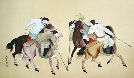 """中国古代的""""运动遗产""""竟然这么有趣"""