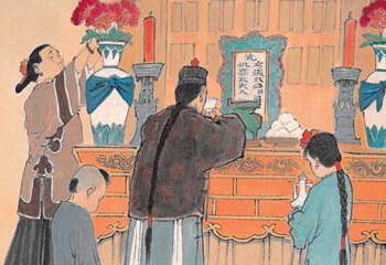 中元节从何而来?佛教、道教与世俗的融合
