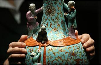 """中国艺术品拍卖""""全球第一""""的联想"""