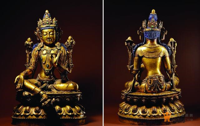 佛教艺术品领跑春拍杂项何种佛像最具市场潜力