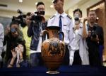 数百件地中海文明珍贵文物亮相辽宁博物馆