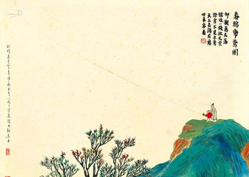 浅谈风筝在中国的历史文化渊源