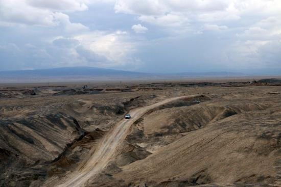 考古专家:新疆莎车县亚克艾日克烽火台让人感动