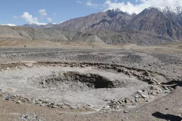 中国最大规模丝绸之路科考发现拜火教遗址