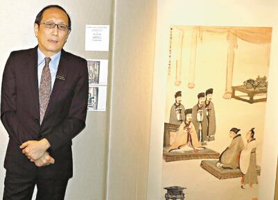 香港下月拍卖张大千等名师画作 估价约1.9亿港元