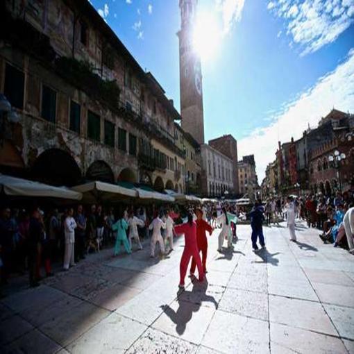 在意大利世界文化遗产之城玩中国游戏
