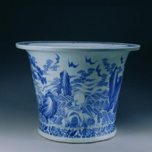 康熙青花瓷——61年的精致,永恒的经典