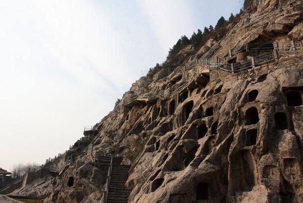 龙门石窟石质头像曾在法国交易 10块大洋一个
