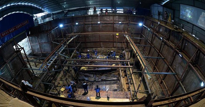 南昌西汉海昏侯墓发掘地背后的安保故事