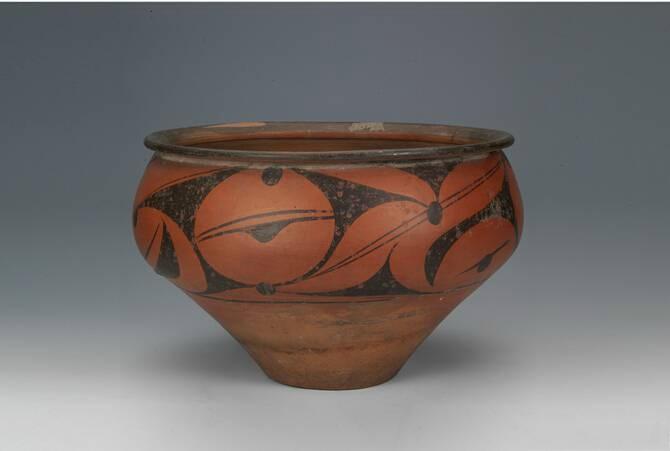 山西博物院馆藏陶器