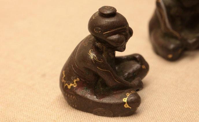 波士顿艺术馆藏中国精美铜器