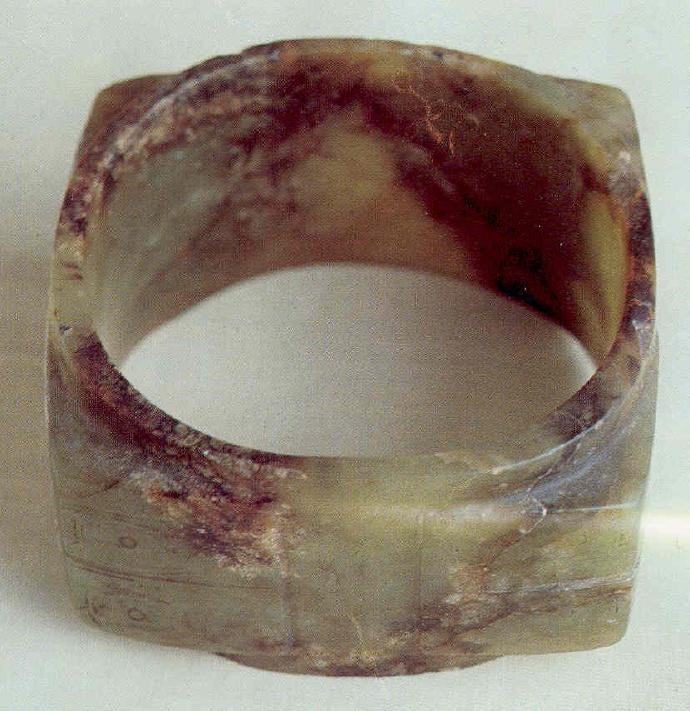 龙山文化玉器