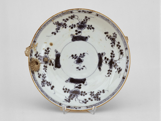 瑞典馆藏的乾隆瓷