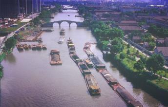 [绍兴]科学保护运河遗产发挥运河实用功能