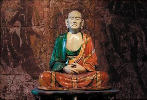 日本拍卖中国文物引关注 揭辽三彩罗汉像流失海外真相