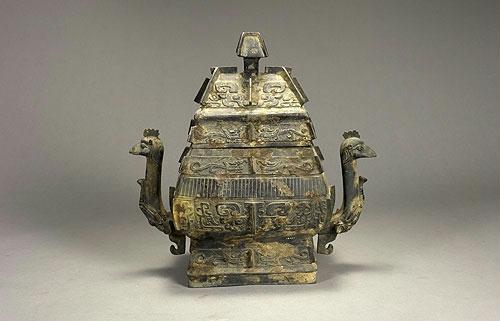 湖南省博馆藏青铜器