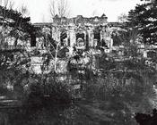 圆明园被焚13年后留存影像