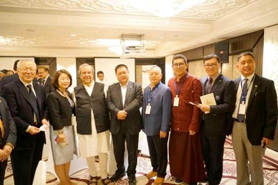 中华砚文化走进印度王室