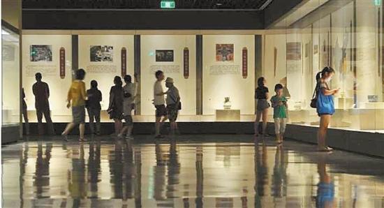 [金华]未来5年将有40座博物馆陆续免费开放