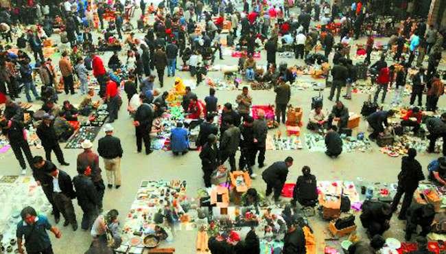 古玩文化能否扭转市场颓势